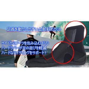 サーフブーツ AND NEW YOU 4ミリ ...の詳細画像3