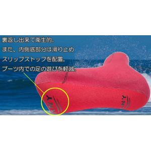 サーフブーツ AND NEW YOU 4ミリ ...の詳細画像5