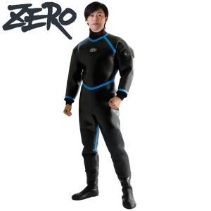 ZERO ゼロ プロフェッショナル ドライスーツ 流氷プロ ...