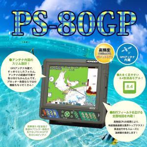 HONDEX (ホンデックス) PS-80GP 8.4型カラ...