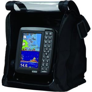 HONDEX (ホンデックス) PS-611CNバリューセット 5型ワイドカラー液晶GPS内蔵プロッ...