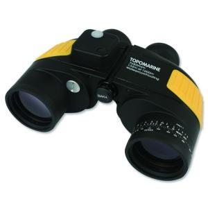TOPOMARINE 7×50 防水 双眼鏡 コンパス付 Q3R-KAZ-017-001