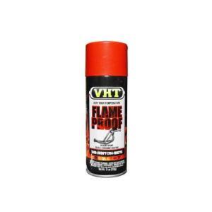VHT 耐熱 耐火 スプレー タイプ 缶 レッド 赤 フラット 塗料 内容量 325ml 耐熱温度7...