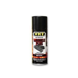 VHT SP201 耐熱 スプレー 結晶塗装 しわ塗装 リンクル ブラック 黒 塗料 耐熱温度 約1...