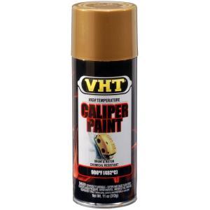 VHT SP736 ゴールド 黄金 耐熱 キャリパースプレー 482℃ 900°F 塗料 312g ...