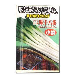 野菜の種/種子 味十八番・ねぎ 5ml (メール便可能)|vg-harada