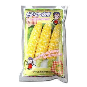 野菜の種/種子 甘々娘・かんかんむすめ・とうもろこし 2000粒  (大袋)|vg-harada