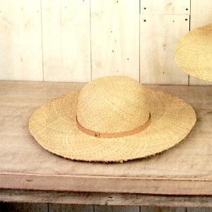 RAFFIAファーマーハット(フリーサイズ) ガーデニング・帽子|vg-harada