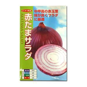 野菜の種/種子 赤たまサラダ・タマネギ 10ml (メール便可能)|vg-harada