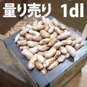 野菜の種/種子 長うずら・つるなしいんげん 量り売り1dl|vg-harada