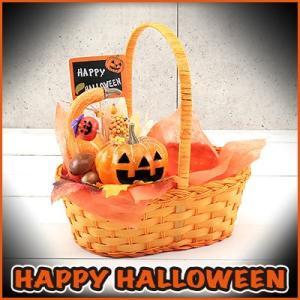 ハロウィン バスケットポット/Halloween 雑貨 カボチャ|vg-harada