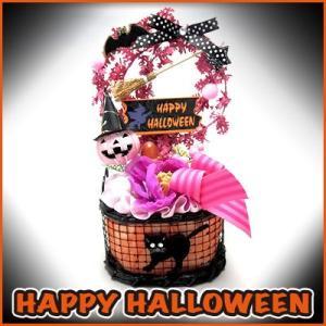 ピンク ハロウィン Bタイプ / Halloween 雑貨 装飾オーナメント|vg-harada