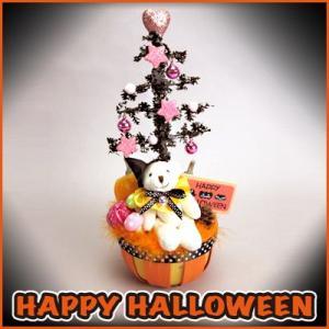 ピンク ハロウィン Cタイプ / Halloween 雑貨 装飾オーナメント|vg-harada