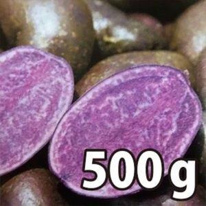 野菜・種/苗[春じゃがいも種芋]シャドークイーン じゃがいも種芋・生もの種 量り売り500g|vg-harada