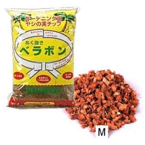 ヤシの実チップ あく抜きベラボン 20リットル(M粒/約5ミリ角) 園芸用品|vg-harada