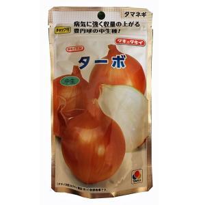 野菜の種/種子 ターボ・タマネギ 2dl缶入  (大袋)タキイ種苗|vg-harada