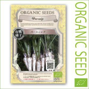 有機種子/野菜の種 パースニップ 0.8g(メール便可能)|vg-harada