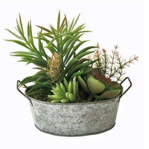 新商品!DECOR IMITATION CACTUS BLIKI Lサイズ 多肉植物 1つ入り|vg-harada