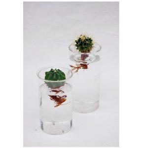 BULB VASE SHORT ガラス花瓶 小|vg-harada
