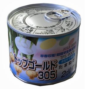 野菜の種/種子 早春収穫!超極早生玉葱!トップゴールド305・タマネギ 2dl缶入り  (大袋) vg-harada