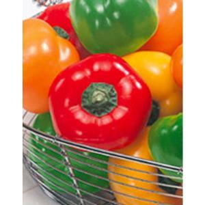 野菜の種/種子 フルーツパプリカ セニョリータ レッド 約10粒(メール便可能)サカタのタネ|vg-harada