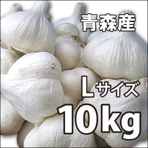 大特価!野菜・種/苗 ニンニク にんにく 種子 国産 青森県産 福地ホワイト Lサイズ 10kg|vg-harada