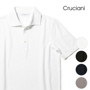 【BRAND】 CRUCIANI / クルチアーニ  【COLOR】 NAVY WHITE BLAC...