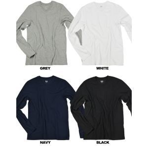 THREE DOTS スリードッツ メンズ Tシャツ 長袖|viajero-chocolat|02