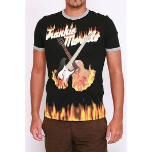 フランキーモレロ frankie morello Tシャツ F186 6319 目玉商品17AW|viaspiga