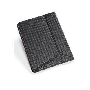 ボッテガヴェネタ BOTTEGA VENETA iPadカバー グッズ 296913 V001N ブラック 目玉商品17AW|viaspiga