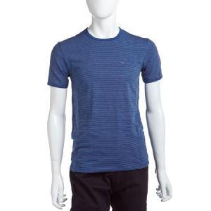 ディオールオム DIOR HOMME Tシャツアンダーウェア 半袖 メンズ IDM200850 ブルーグレー G-SALE viaspiga
