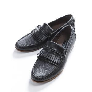 ドルチェ&ガッバーナ DOLCE&GABBANA シューズ ローファー 靴 メンズ CA5111 A1521 ブラック G-SALE 目玉商品VIA2|viaspiga