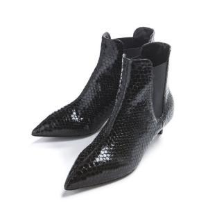ジュゼッペザノッティ GIUSEPPE ZANOTTI ブーツ 靴 レディース I47046 ブラッ...