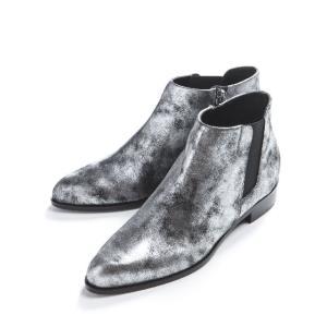 ジュゼッペザノッティ GIUSEPPE ZANOTTI ブーツ 靴 レディース I47085 シルバ...