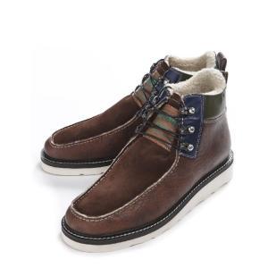 ディースクエアード DSQUARED2 ブーツ レザーブーツ 靴 メンズ W14LA402V291 ...