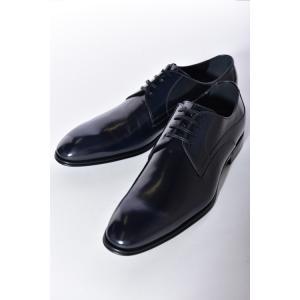 ドルチェ&ガッバーナ DOLCE&GABBANA シューズ ドレスシューズ 革靴 メンズ CA5981 A1203 ネイビー|viaspiga