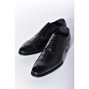 ドルチェ&ガッバーナ DOLCE&GABBANA シューズ ドレスシューズ 革靴 メンズ CA5803 A1203 ブラック|viaspiga