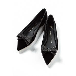 2016年秋冬新作 ジュゼッペザノッティ GIUSEPPE ZANOTTI パンプス シューズ 靴 レディース I66037 ブラック SALE16AW2 viaspiga