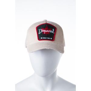 2016年秋冬新作 ディースクエアード DSQUARED2 キャップ ベースボールキャップ 帽子 W16BC1009109 ベージュ SALE16AW viaspiga