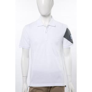 2017年春夏新作 モンクレールガムブルー MONCLER GB ポロシャツ 半袖 メンズ 8316150 84967 ホワイト 2017SS_SALE|viaspiga