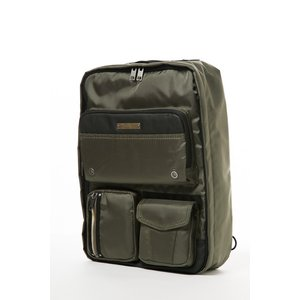 eb453a1acaee ディーゼル DIESEL リュックバッグ リュックサック バックパック ビジネスバッグ GEAR BACK - backpack X03782  P0881 カーキ