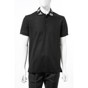 バーバリー BURBERRY ポロシャツ 半袖 メンズ 8013499 ブラック 2019年秋冬新作
