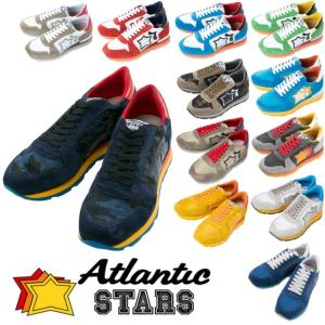 アトランティックスターズ ATLANTIC STARS スニーカー ローカット シューズ 靴 メンズ...