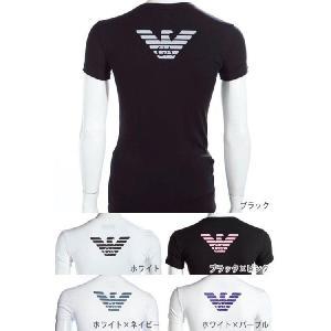 アルマーニ エンポリオアルマーニ Emporio Armani Tシャツアンダーウェア Tシャツ 半袖. 丸首 メンズ 111275 CC725 A再値下