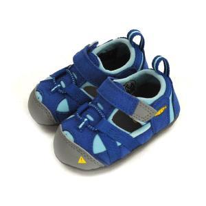 30%OFF vic2セール キーン KEEN Infant Seacamp Crib TrueBlue/BlueGrotto シーキャンプ キッズ サンダル アウトドア ギフト プレゼント vic2