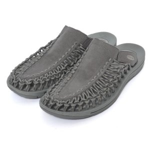 30%OFFセール キーン KEEN Mens UNEEK Slide Gargoyle/NeutralGray ユニーク サンダル メンズ|vic2