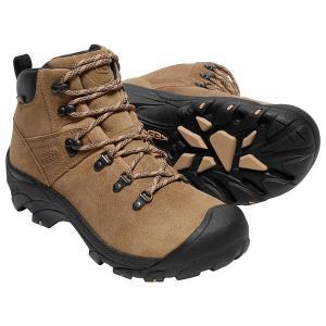 キーン KEEN Mens Pyrenees Latte ピレニーズ トレッキングシューズ 登山靴 メンズ ハイキングシューズ|vic2