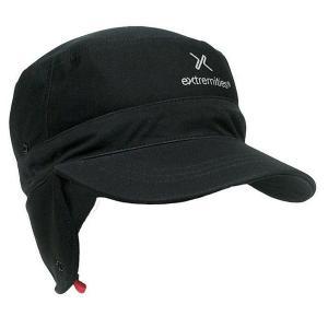 テラノバ TERRA NOVA Super Windy Cap Black L/XLサイズ スーパーウィンディキャップ GTX 帽子 防風|vic2