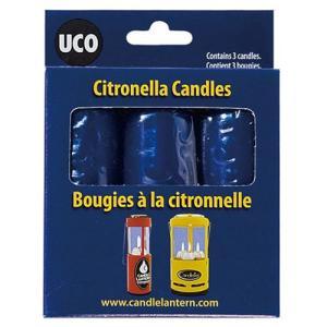 UCO Candle Lantern シトロネラスペアキャンドル キャンドル ろうそく スペア