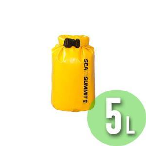 シートゥサミット SEA TO SUMMIT ストッパーDRYバッグ 5L イエロー ストッパードライバッグ ドライバッグ|vic2